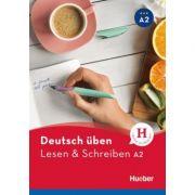 Deutsch uben. Lesen & Schreiben A2 Buch - Anneli Billina
