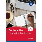 Deutsch uben. Lesen & Schreiben B2 Buch - Anneli Billina
