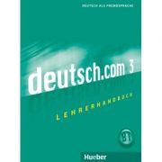 deutsch. com 3 Lehrerhandbuch - Anne Wichmann