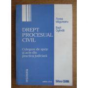 Drept procesual civil. Culegere de spete - Bazil Oglinda