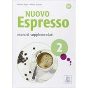 Nuovo Espresso 2. Esercizi supplementari (libro)/Expres nou 2. Exercitii suplimentare (carte) - Luciana Ziglio