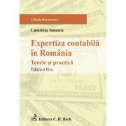 Expertiza contabila in Romania - Luminita Ionescu