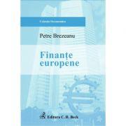 Finante europene - Petre Brezeanu