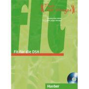 Fit fur die DSH Ubungsbuch mit Audio-CD-Extra Tipps und Ubungen - Hansjorg Bisle-Muller, Hans-Jurgen Heringer