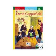 Graded Reader David Copperfield with mp3 CD Level B1. 1 British English. Retold - Charles Dickens