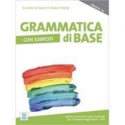 Grammatica di base con esercizi (libro)/Gramatica de baza cu exercitii (carte) - Paola Perrella, Pier Cesare Notaro, Marco Contini, Daniela Frascoli