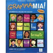 Grammamia! (libro + audio online)/ Grammam! (carte + audio online) - Susanna Nocchi, Tiziana Chiappelli