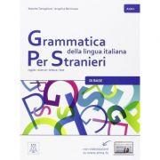 Grammatica della lingua italiana per stranieri A1/A2 (libro)/Gramatica limbii italiene pentru straini A1/A2 (carte) - Angelica Benincasa, Roberto Tartaglione
