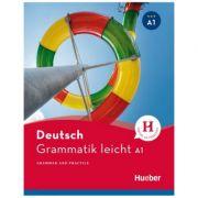 Grammatik leicht A1 Buch Grammar & Practice - Rolf Bruseke