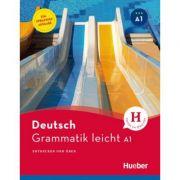 Grammatik leicht A1 Einsprachige Ausgabe Entdecken und uben - Rolf Bruseke