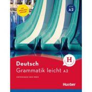 Grammatik leicht A2 Einsprachige Ausgabe Entdecken und uben - Rolf Bruseke