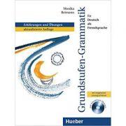 Grundstufen-Grammatik fur DaF + CD-ROM Aktualisierte Auflage - Monika Reimann