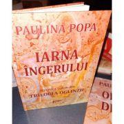 Iarna ingerului. Al treilea volum din Trilogia Oglinzii - Paulina Popa