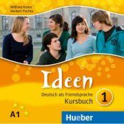Ideen 1, 3 Audio-CDs zum Kursbuch - Wilfried Krenn, Herbert Puchta