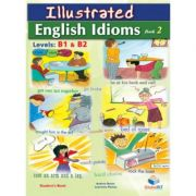 Illustrated Idioms Levels B1 & B2 Book 2 Self-Study Edition- Andrew Betsis, Lawrence Mamas