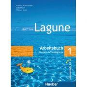 Lagune 1 Arbeitsbuch - Hartmut Aufderstrasse, Jutta Muller, Thomas Storz