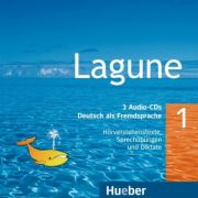 Lagune 1. 3 Audio-CDs - Hartmut Aufderstrasse, Jutta Muller, Thomas Storz