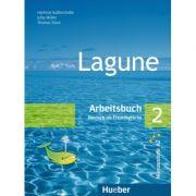 Lagune 2 Arbeitsbuch - Hartmut Aufderstrasse, Jutta Muller, Thomas Storz