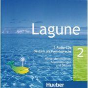 Lagune 2. 3 Audio-CDs - Hartmut Aufderstrasse, Jutta Muller, Thomas Storz