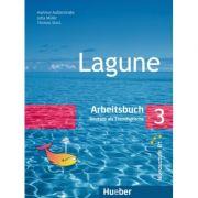 Lagune 3 Arbeitsbuch - Hartmut Aufderstrasse, Jutta Muller, Thomas Storz