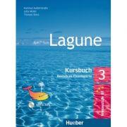 Lagune 3 Kursbuch mit Audio-CD - Hartmut Aufderstrasse, Jutta Muller, Thomas Storz