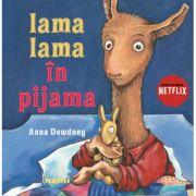 Lama Lama în pijama - Anna Dewdney