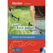 Lea? Nein danke! Leseheft mit Audio-CD - Friederike Wilhelmi