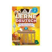 Lerne Deutsch mit Geschichten! Tanulj nemetul tortenetekkel! Invata germana prin povesti Maghiar-German