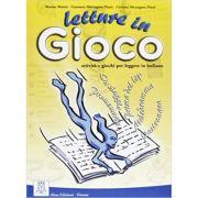 Letture in gioco (libro)/Lecturi in joc (carte) - Marina Mattei, Costanza Merzagora, Cristina Merzagora