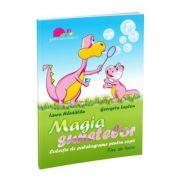 Magia sunetelor – Colectie de palatograme pentru copii - Laura Hardalau, Georgeta Laslou