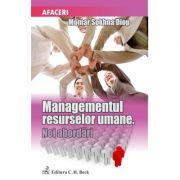 Managementul resurselor umane. Noi abordari - Momar Sokhna Diop