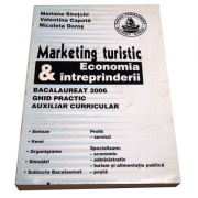 Marketing turistic si economia intreprinderii - Mariana Siretschi