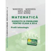 Matematica Exercitii si probleme pentru clasa a XII-a. Profilul Tehnologic - Virgiliu Schneider
