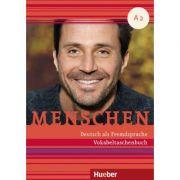 Menschen A2 Vokabeltaschenbuch - Daniela Niebisch