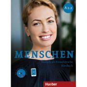 Menschen A2. 2 Kursbuch - Franz Specht, Charlotte Habersack, Angela Pude