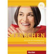 Menschen B1 Vokabeltaschenbuch - Daniela Niebisch