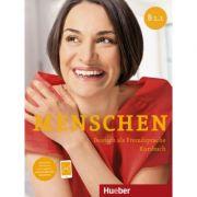 Menschen B1. 1 Kursbuch - Julia Braun-Podeschwa, Charlotte Habersack, Angela Pude