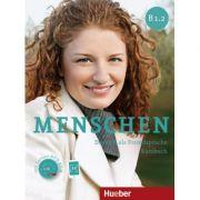Menschen B1. 2 Kursbuch mit DVD-ROM - Julia Braun-Podeschwa, Charlotte Habersack, Angela Pude
