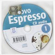 Nuovo Espresso 1 (CD audio)/Expres nou 1 (CD audio). Curs de italiana A1- Luciana Ziglio, Giovanna Rizzo