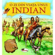 O zi din viata unui indian - Emma Helbrough
