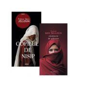 Pachet (2 carti) 1. Copilul de nisip 2. Casatorie de placere - Tahar Ben Jelloun