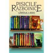 Pachet Pisicile Razboinice. Cartile I – XXIII - Erin Hunter