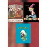 Pachet Retro ( Nastratin Hogea, Abu-Hasan, Pinocchio) - Anton Pann, I. L. Caragiale, Carlo Collodi