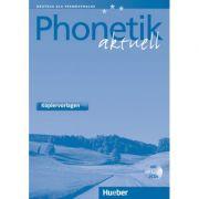 Phonetik aktuell Kopiervorlagen mit 2 Audio-CDs - Gerhard J. S. Bunk