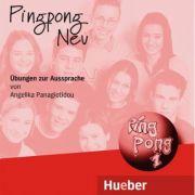Pingpong Neu 1 Audio-CD zum Arbeitsbuch Dein Deutschbuch - Angelika Panagiotidou