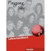 Pingpong Neu 1 Lehrerhandbuch Dein Deutschbuch - Gabriele Kopp, Konstanze Frolich