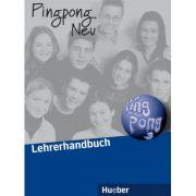 Pingpong Neu 3 Lehrerhandbuch - Manuela Georgiakaki, Claudia Jeschke