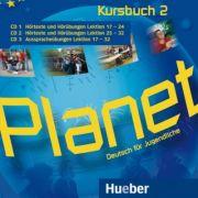 Planet 2 3 Audio-CDs zum Kursbuch Deutsch fur Jugendliche - Gabriele Kopp, Siegfried Buttner, Josef Alberti