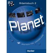 Planet 2 Arbeitsbuch Deutsch fur Jugendliche - Gabriele Kopp, Siegfried Buttner, Josef Alberti