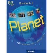 Planet 2 Kursbuch Deutsch fur Jugendliche - Gabriele Kopp, Siegfried Buttner, Josef Alberti